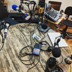 The Wicked Theory Podcast Setup for 200