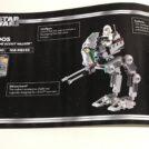 20th Anniversary LEGO Clone Scout Walker - ATRT-2