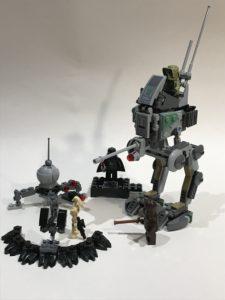 20th Anniversary LEGO Clone Scout Walker - ATRT-6