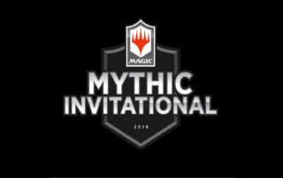Mythic Invitational Graphic