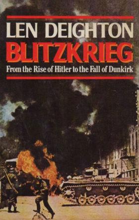 Len Deighton Blitzkrieg Book Cover