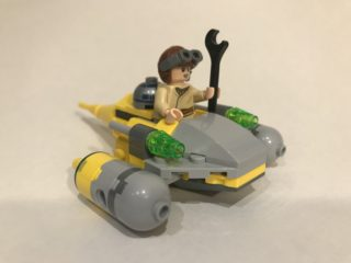 LEGO Star Wars Microfighters – Series Seven NAboo Starfighter