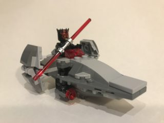 LEGO Star Wars Microfighters – Series Seven Sith Infiltrator