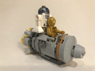 LEGO Star Wars Microfighters – Series Seven Escape Pod