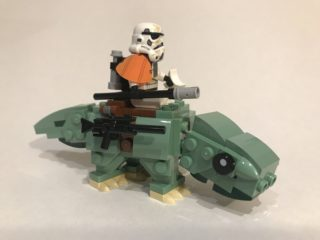 LEGO Star Wars Microfighters – Series Seven Dewback