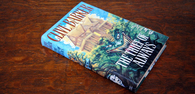 The Thief of Always A Fable by Clive Barker A Review