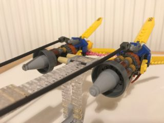 LEGO Star Wars Anakin's Podracer – 20th Anniversary Edition – 02