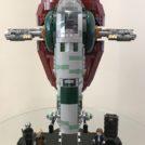 Slave 1 LEGO Star Wars Set Review 04