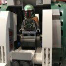 Slave 1 LEGO Star Wars Set Review 06