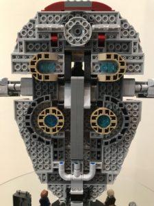 Slave 1 LEGO Star Wars Set Review 01
