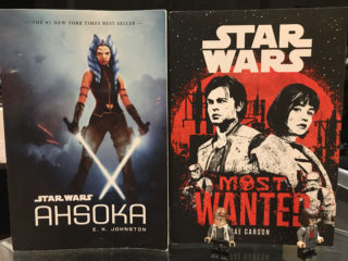 Ahsoka & Most Wanted: Mike Reviews Star Wars Teen Literature 2