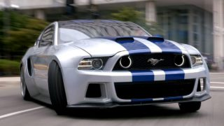 Need for Speed Shelby Mustang