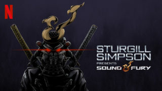Netflix Cover for Sturgill Simpson presents Sound & Fury