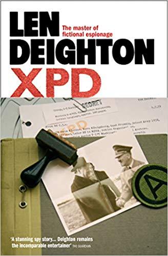 XPD Len Deighton paperback