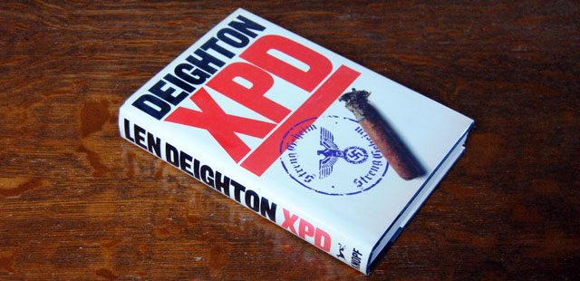 XPD by Len Deighton a Book Review