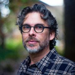 Author Michael Chabon