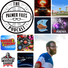 2019 A Personal Journey of Agent Palmer