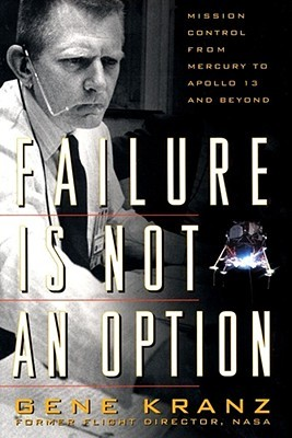 Failure is Not an Option by Gene Kranz Book Cover