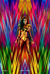 Wonder Woman 1984 Official Movie Poster