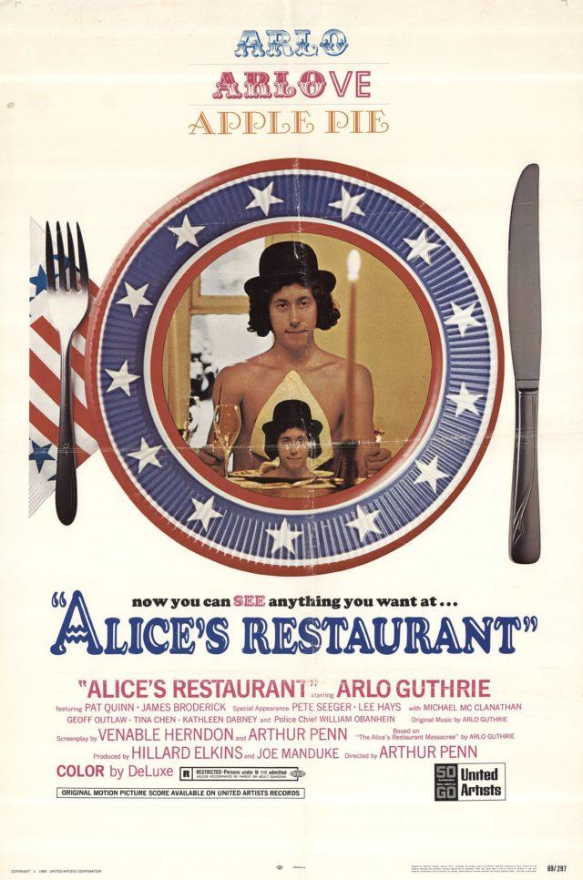 Alices Restaurant Movie Poster