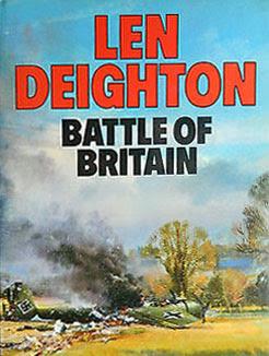 Len Deighton Battle of Britain Book Cover