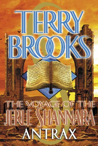 The Voyage of the Jerle Shannara Antrax