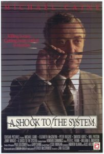 A Shock to the System Movie Poster