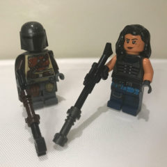 LEGO Mandalorian Sets AT-ST and Battle Pack Review