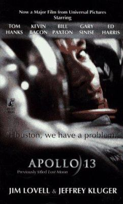 Mass Market Paperback Apollo 13 Lost Moon