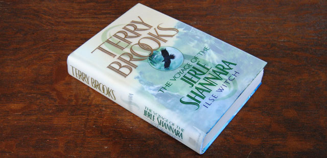 The Voyage of the Jerle Shannara Trilogy Book One Ilse Witch