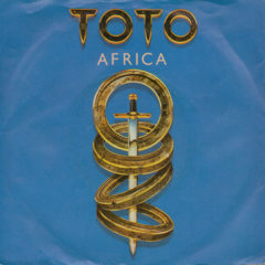 Africa by Toto and Many Many others