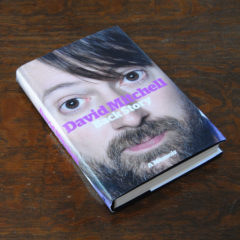 Back Story A Memoir by David Mitchell Book Review