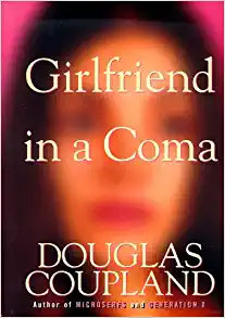 Hardcover Front Girlfriend in a Coma