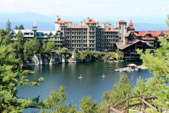 Mohonk Mountain House featured in Amazon Prime Upload