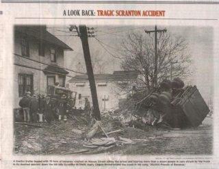 Tragic Scranton Accident