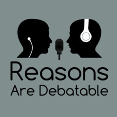 Reasons Are Debatable Podcast Review Agent Palmer