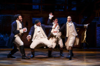 Hamilton the Musical Film