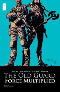 The Old Guard Issue 1