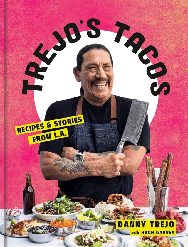 Trejos Tacos Cookbook Cover