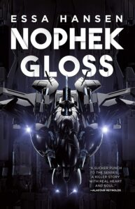 Nophek Gloss by Essa Hansen Book Cover