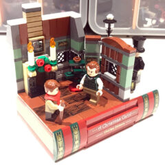 A LEGO Christmas Carol Charles Dickens