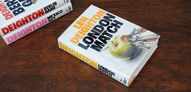 London Match Bernard Samson Len Deighton Book Review