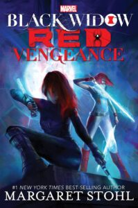 Black Widow: Red Vengeance by Margaret Stohl Book Cover
