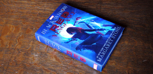 Black Widow Red Vengeance by Margaret Stohl Spoiler Free Book Review Marvel