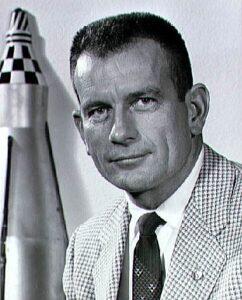 Donald K Slayton 1960