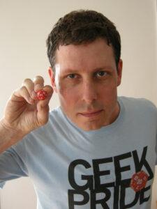 Author Ethan Gilsdorf