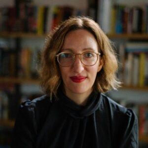 Author Melissa Maerz
