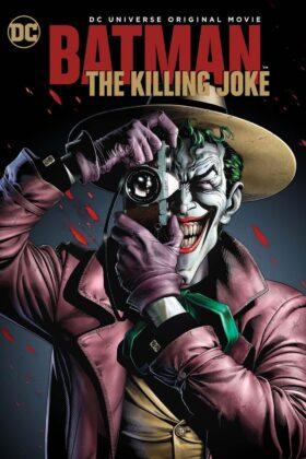 Batman The Killing Joke Movie Poster