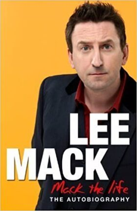 Lee Mack the Life book Cover