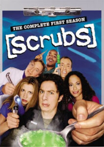 Scrubs Season 1 DVD